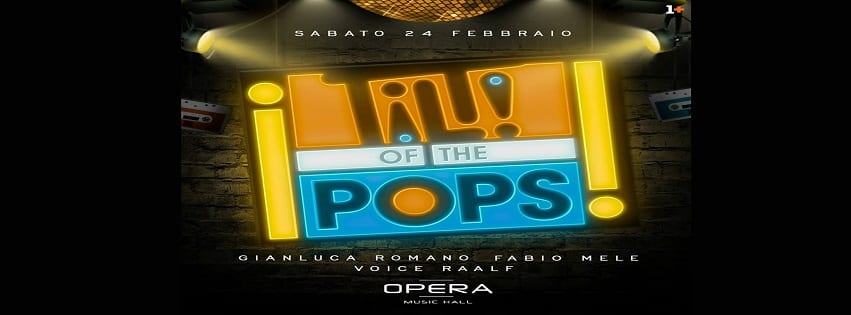 Opera Pozzuoli - Sabato 24 Febbraio Exclusive Party