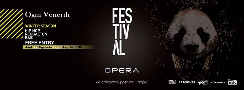 Opera Pozzuoli - Ogni Venerdi sera Festival