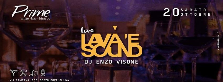 PRIME Pozzuoli - Sabato 20 Ottobre Live Music e Dj Set