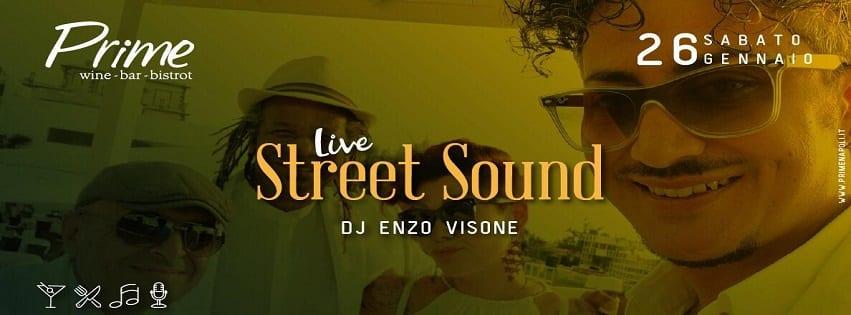 PRIME Pozzuoli - Sabato 26 Live Music e Dj Set