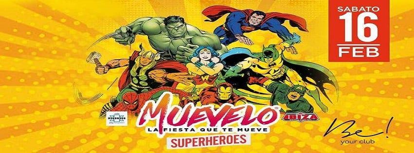 BE Your Club Aversa - Sabato 16 Funatica MUEVELO SUPERHEROES