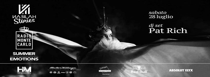 NABILAH Bacoli - Sabato 28 Radio Montecarlo Night