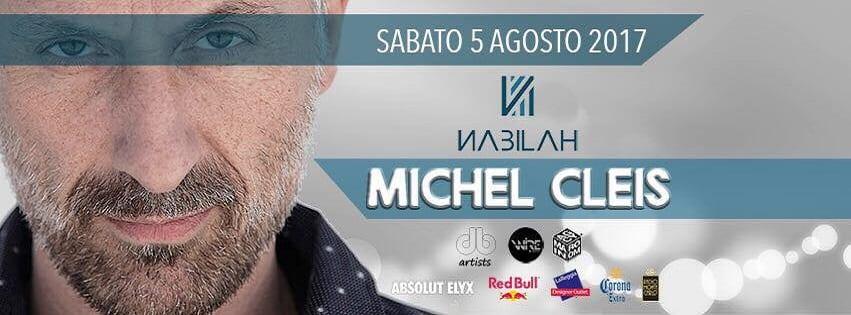 NABILAH Bacoli - Sabato 5 Agosto Guest Dj Michel Cleis