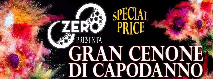 ZERO Pozzuoli - Gran Cenone di Capodanno 2019
