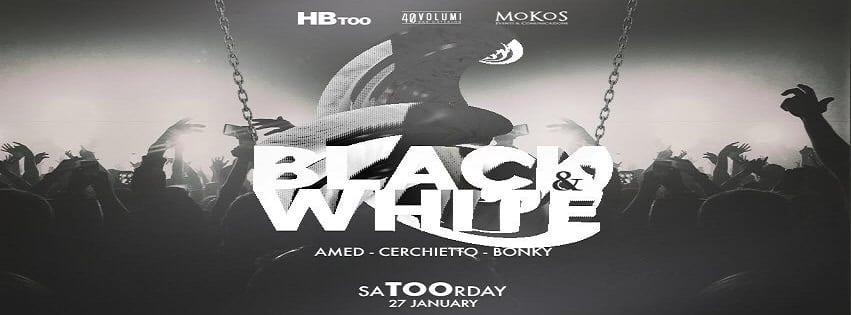 HBTOO Napoli - Sabato 27 Gennaio Black & White Party
