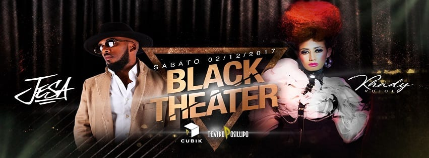 TEATRO Posillipo - Sabato 2 Dicembre Exclusive Party