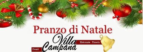 Villa campana pozzuoli - Pranzo di Natale