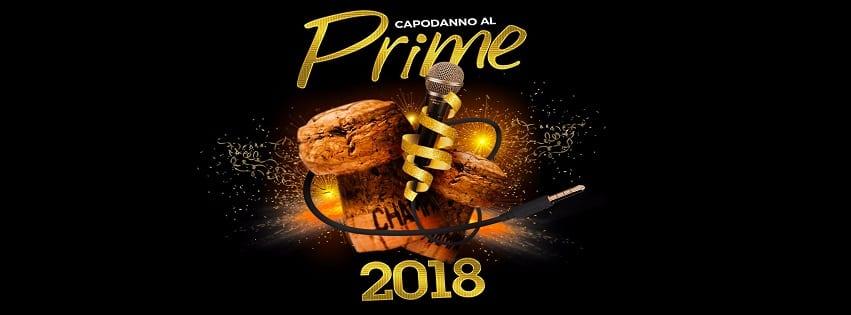 PRIME Pozzuoli - Cenone di Capodanno 2018