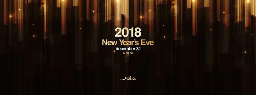 JOIA Napoli - Capodanno Napoli 2018