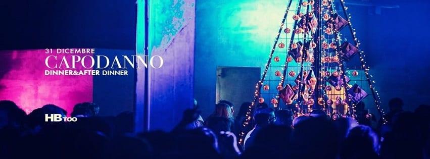 HBTOO Napoli - Domenica 31 Dicembre Cenone di Capodanno