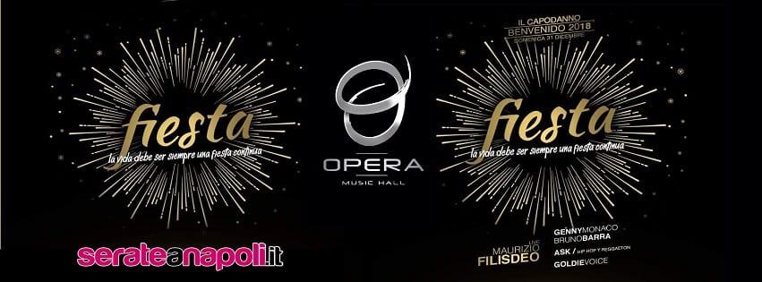 Opera Pozzuoli - Capodanno Napoli 2018