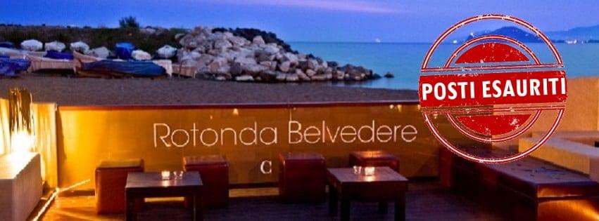Rotonda Belvedere Napoli - Cenone di Capodanno Napoli 2018