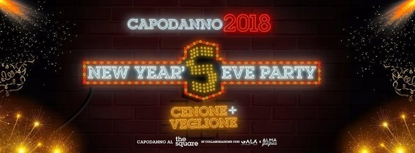 AlmaFlegrea Napoli -  Cenone e Veglione di Capodanno 2018