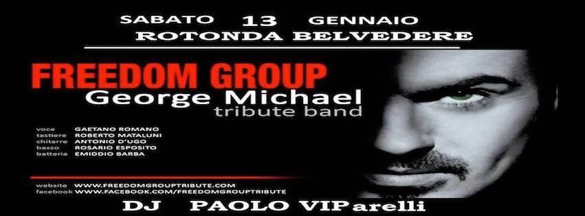 Rotonda Belvedere Napoli - Sabato 13 Live Dinner & Disco