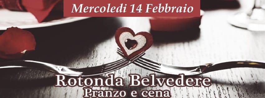 Rotonda Belvedere Napoli - San Valentino Napoli 2018