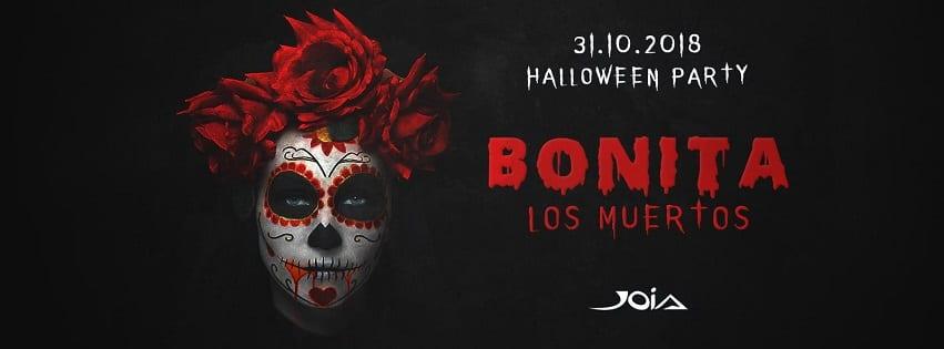 JOIA Napoli - Mercoledì 31 Ottobre Halloween Party
