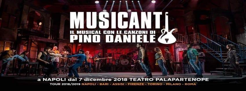 Palapartenope Napoli - Domenica 9 Dicembre Musicanti