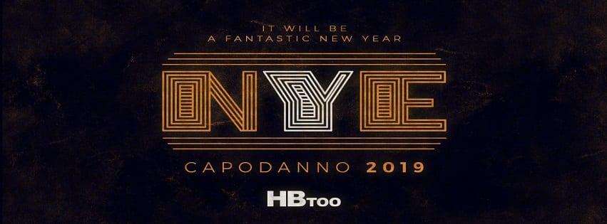 HBTOO Napoli - Veglione di Capodanno 2019