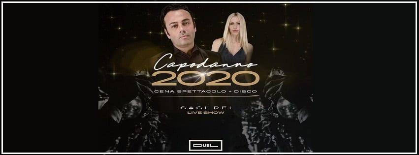 Duel Club Napoli - Cenone di Capodanno 2020 con Sagi Rei