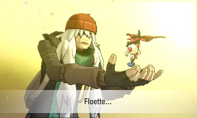 Pokemon X And Y AZ Florette
