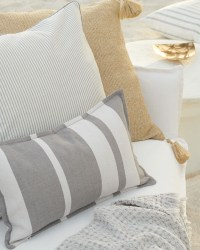 Santa Cruz Outdoor Pillow Cover - Serena & Lily