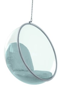 hanging ball chair   Roselawnlutheran