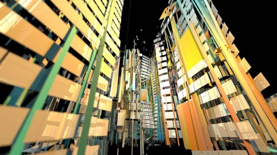 Loop 60Hz_City of Drones by Liam Young John Cale 0