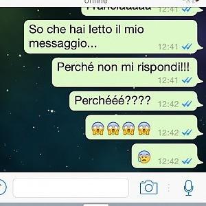 La psicologia di whatsapp blog di sergio stagnitta - Come sapere se un sms e stato letto ...