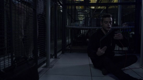 Watch Mr. Robot now! A TV Series about hackers
