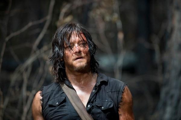 The Walking Dead _ Season 6, Episode 6 - Photo Credit: Gene Page/AMC