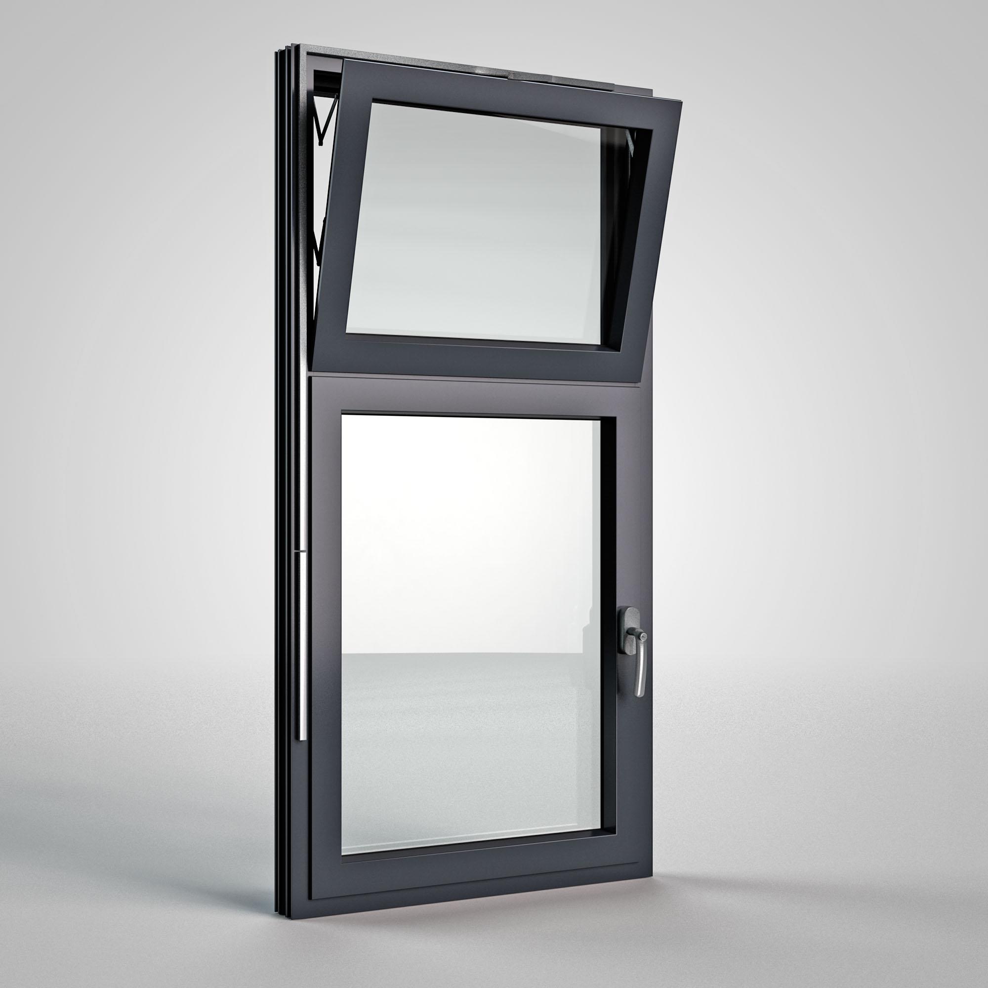 Fare di pi con meno serramenti in pvc alluminio ad alte for Costo serramenti pvc