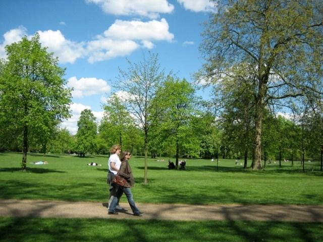 kamu juga bisa mengisi wkatumu dengan pergi berjalan-jalan. tak perlu yang jauh, hanya cukup ke museum ataupun taman. gambar via: www.intisari-online.com