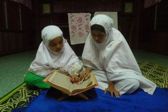 Memiliki Niat Untuk Menghafal Al Quran