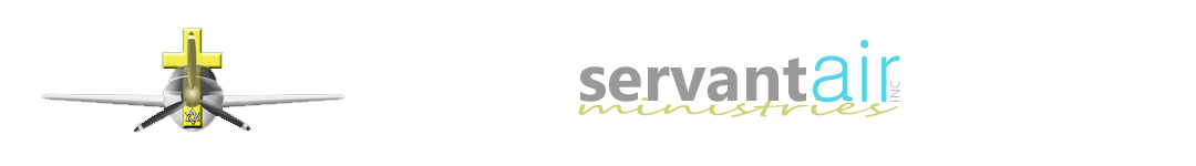Servant Air Ministries Inc Logo