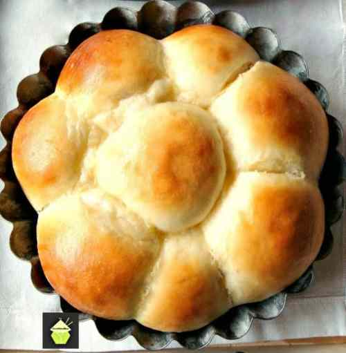 Aloha Bread from scratch