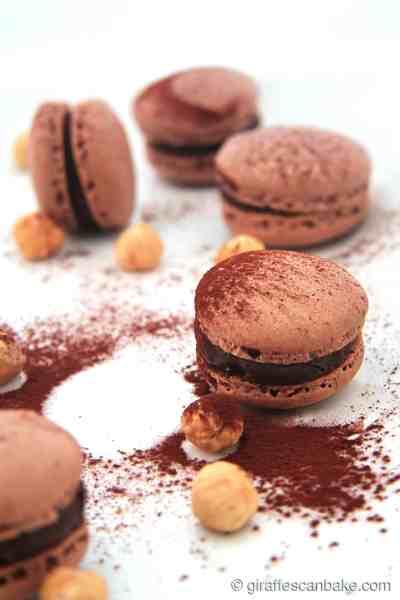 Chocolate-and-Hazelnut-Macarons-21