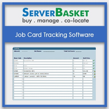 Free Job Card Tracking Management System Online, 24/7 Support