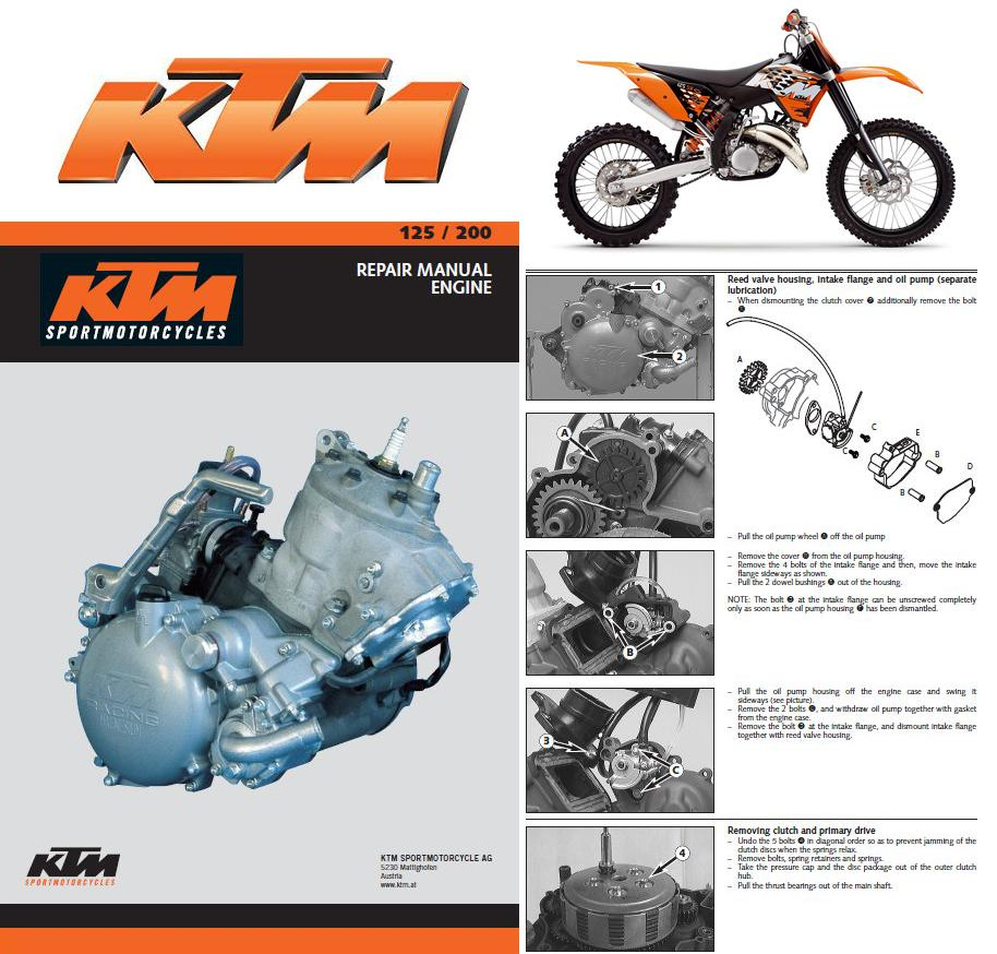 Ktm 125 Engine Diagram Manual Of Wiring Diagrams Service Auto Electrical Rh Sistemagroup Me Sx