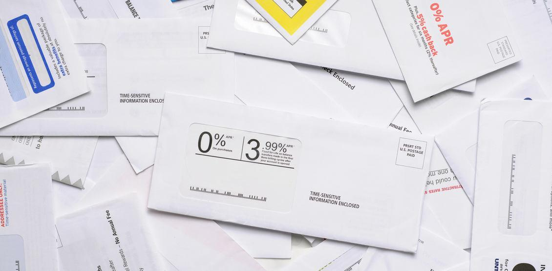 Junk Mail Background - - mail background