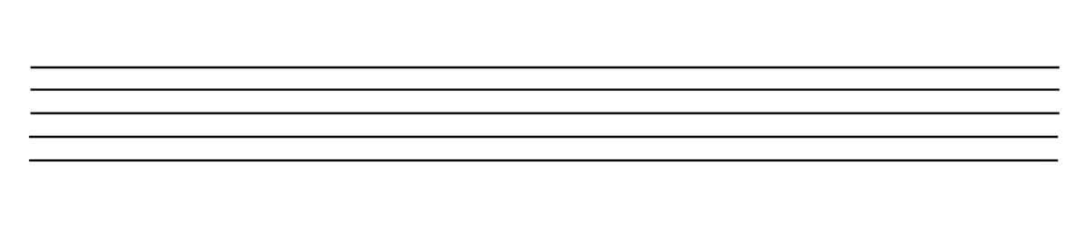 Music Staff Treble  Bass Clef Music Notes Detailed Video