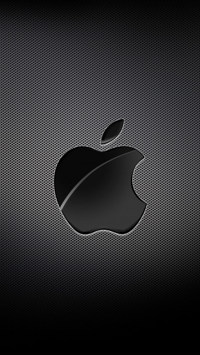 Apple Logo iPhone 7 Wallpaper [750x1334]