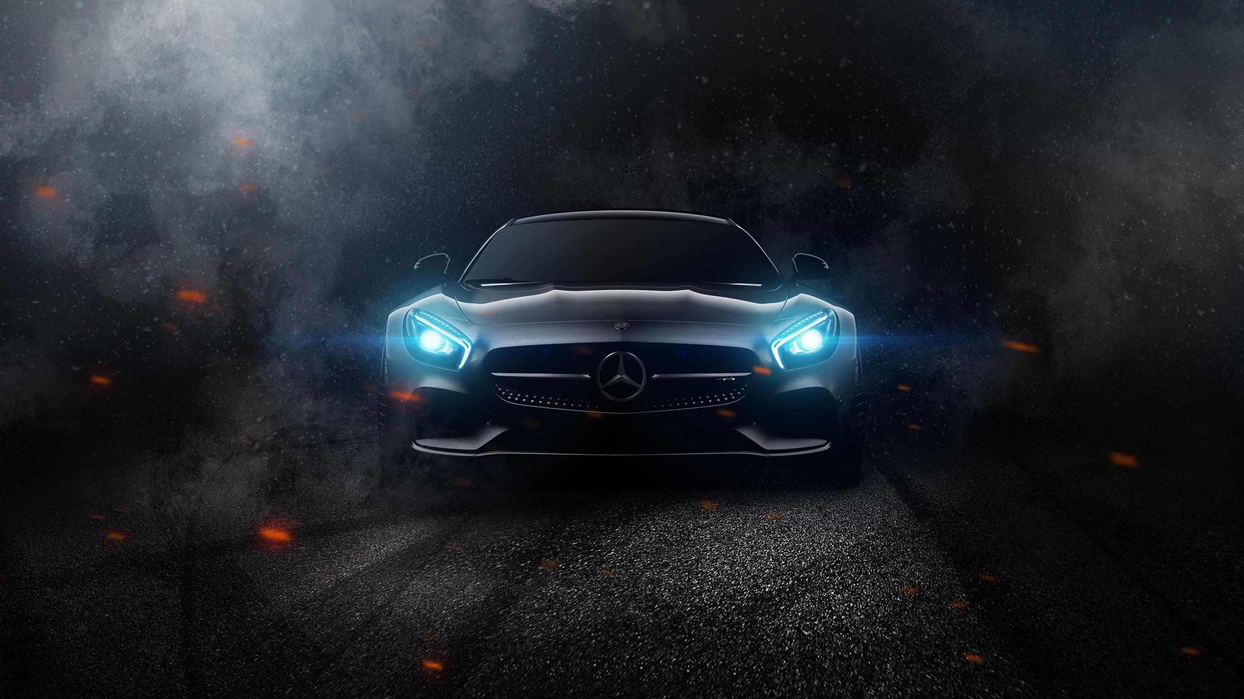 Oppo 3d Wallpaper Mercedes Benz Wallpaper 53 2560x1440