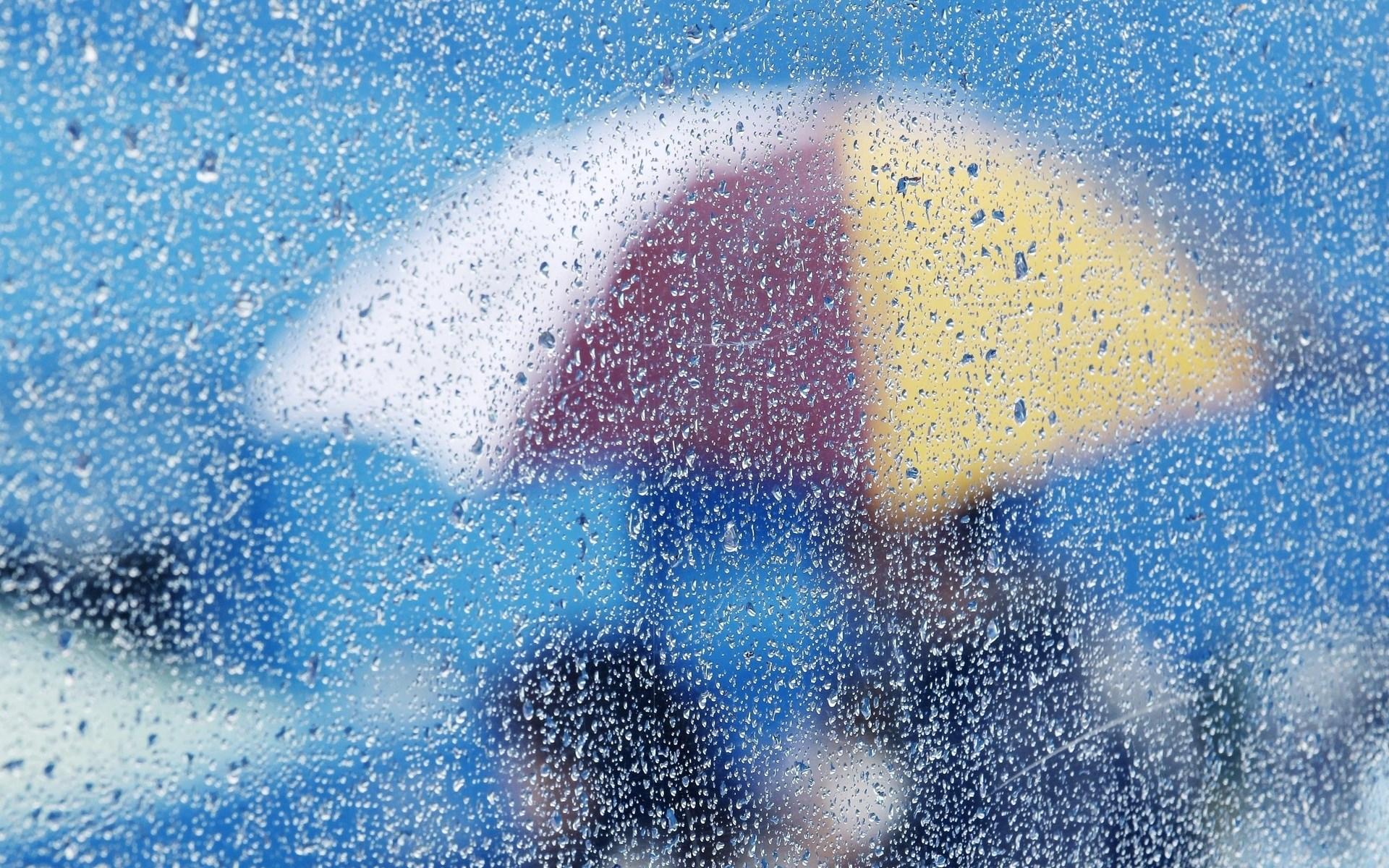 Car Wallpapers For Macbook Pro Rain Storm Umbrella Bokeh Mood Wallpaper 1920x1200