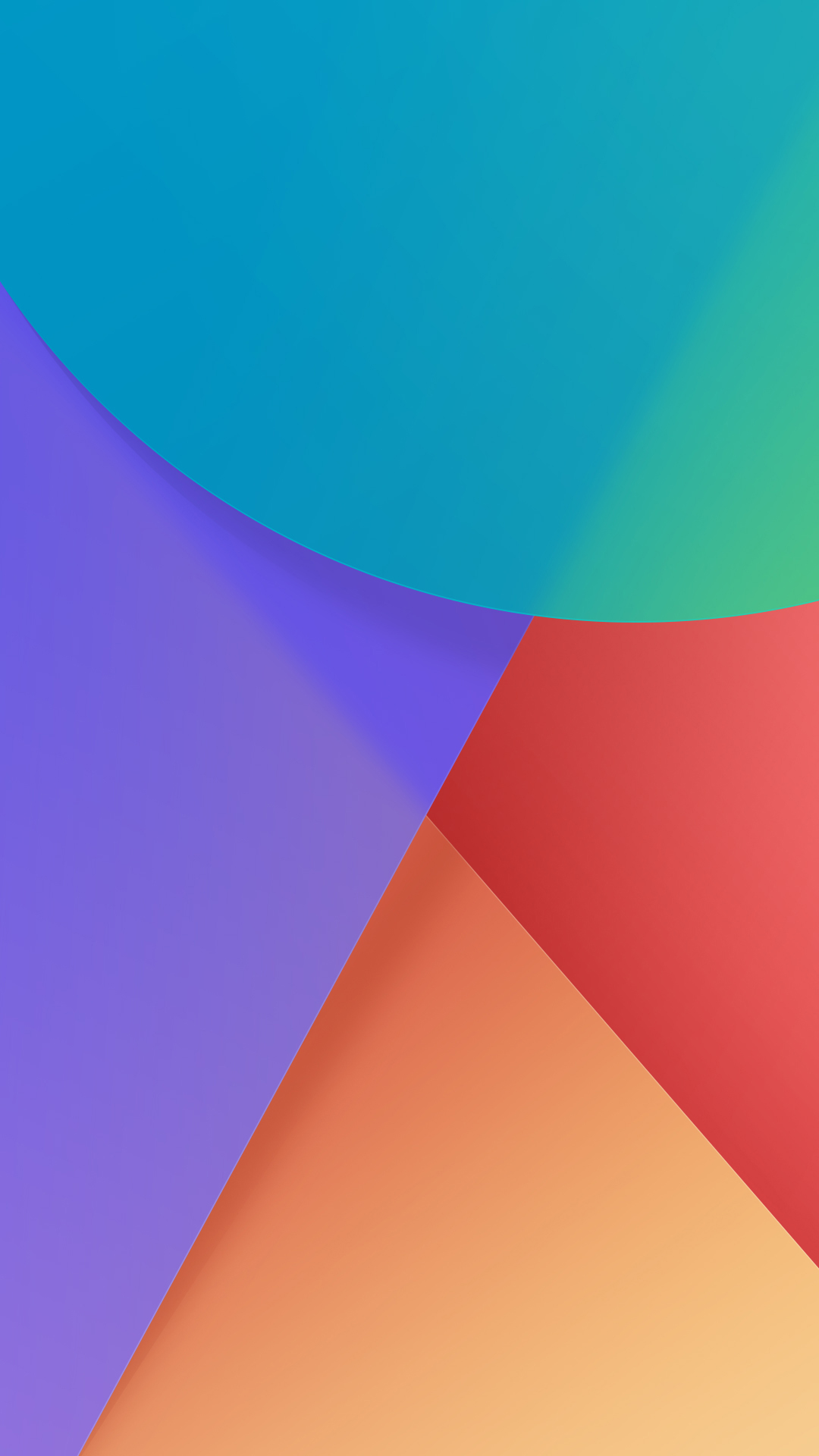 Oppo 3d Wallpaper Xiaomi Mi A1 Stock Wallpaper 1 1080x1920