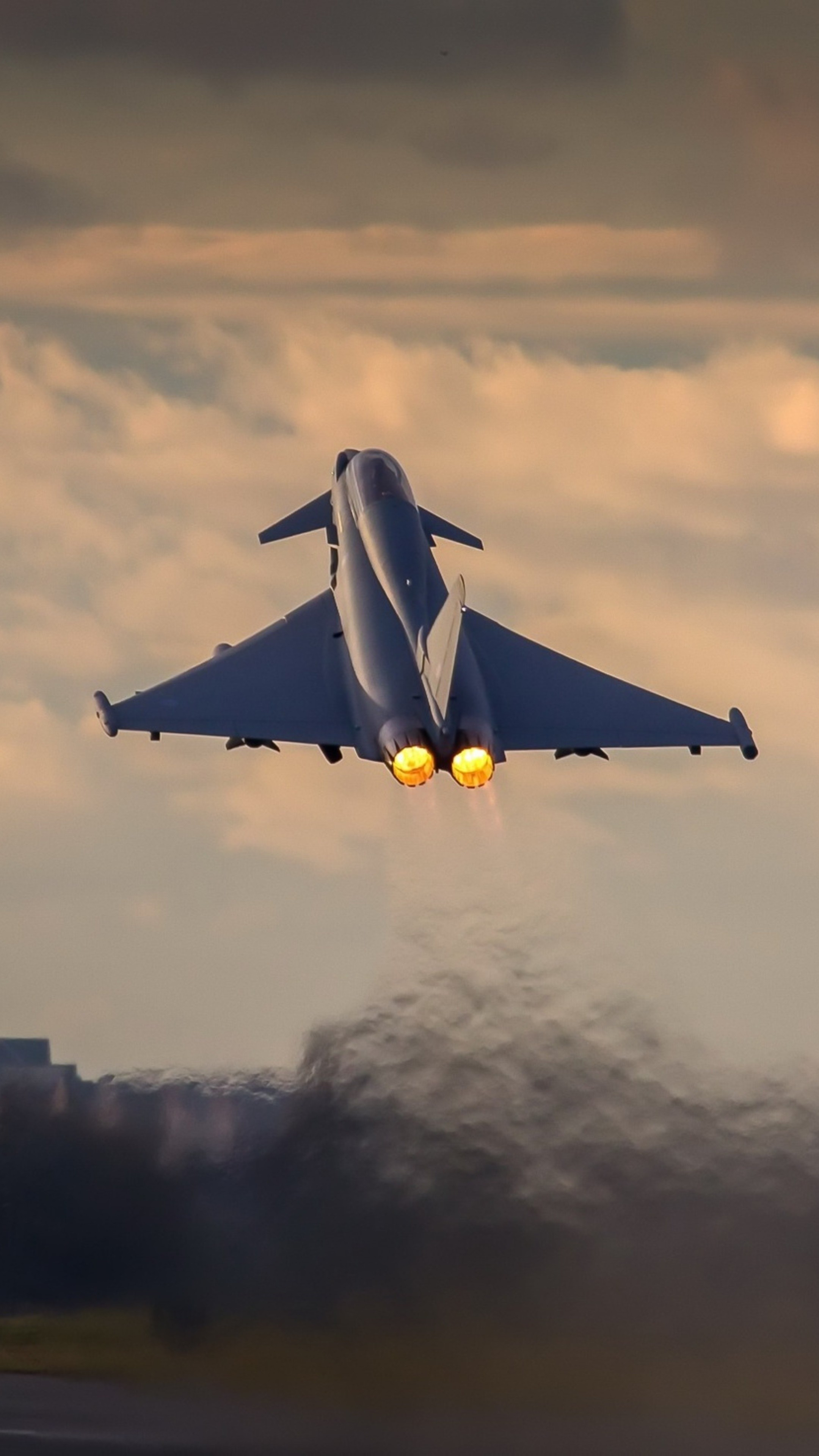 Islamic Wallpaper Hd 3d Eurofighter Typhoon Hd 8r Wallpaper 2160x3840