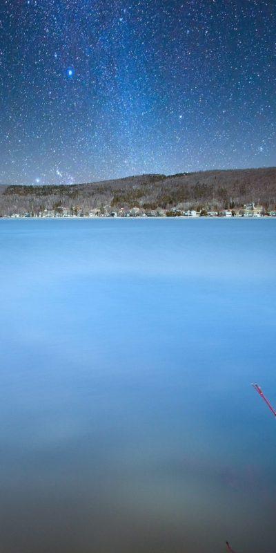 Scientific Space Planet Ultra HD Wallpaper [1080x2160]