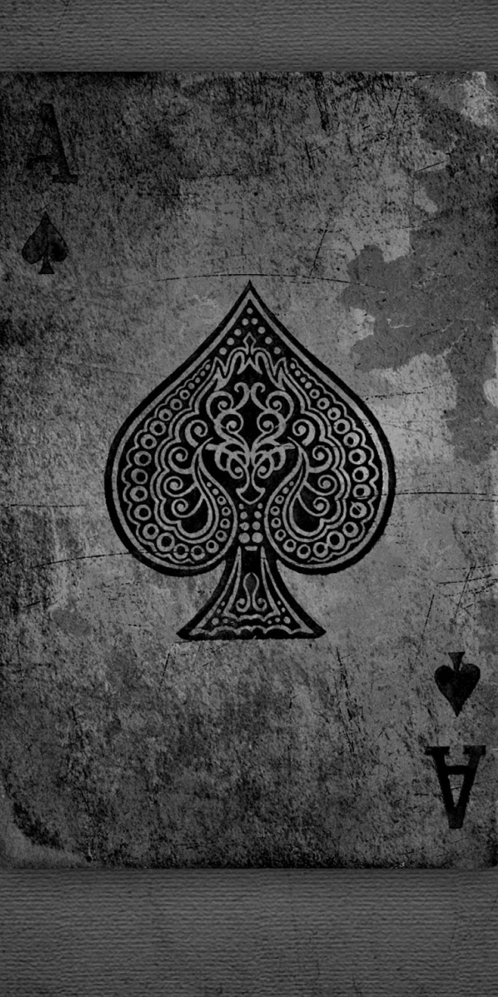 The Best Wallpaper For Iphone 7 Plus Ace Of Spades 720x1440