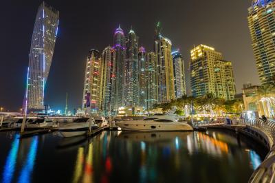 Dubai Marina Wallpaper 01 - [2048x1365]