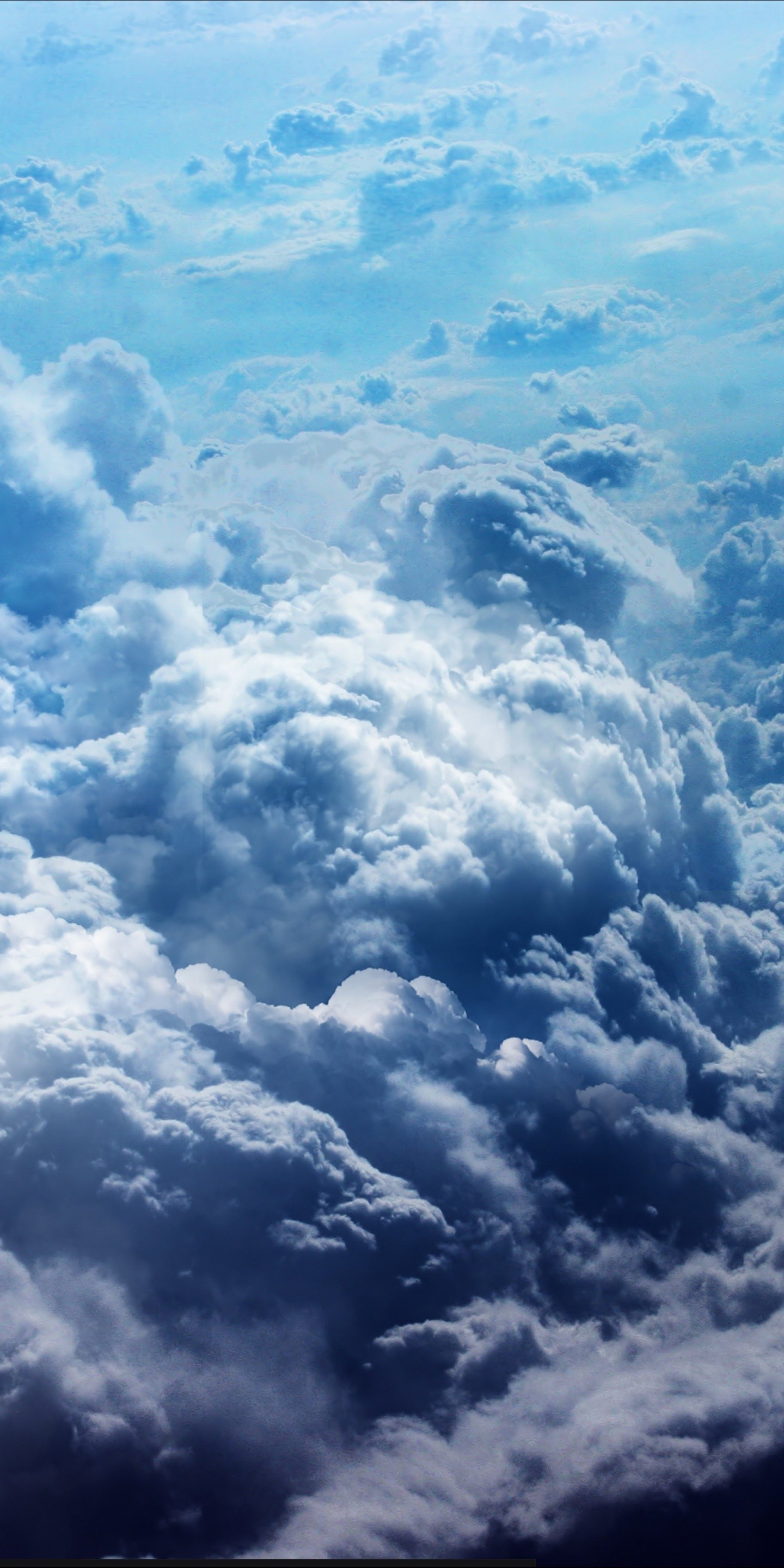 3d Wallpapers For Samsung Phones Storm Weather Rain Sky Clouds Nature 1440x2880