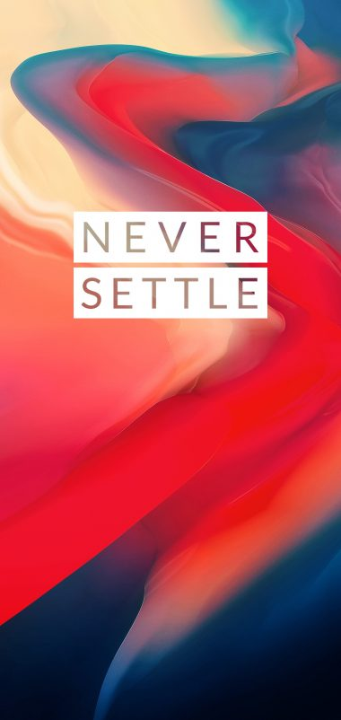 OnePlus 6 Never Settle Wallpapers HD